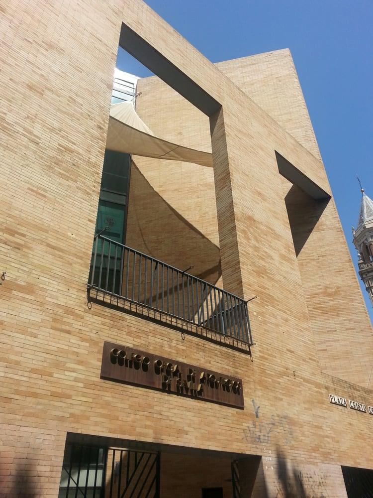Colegio oficial de arquitectos de sevilla educaci n para - Colegio de arquitectos sevilla ...