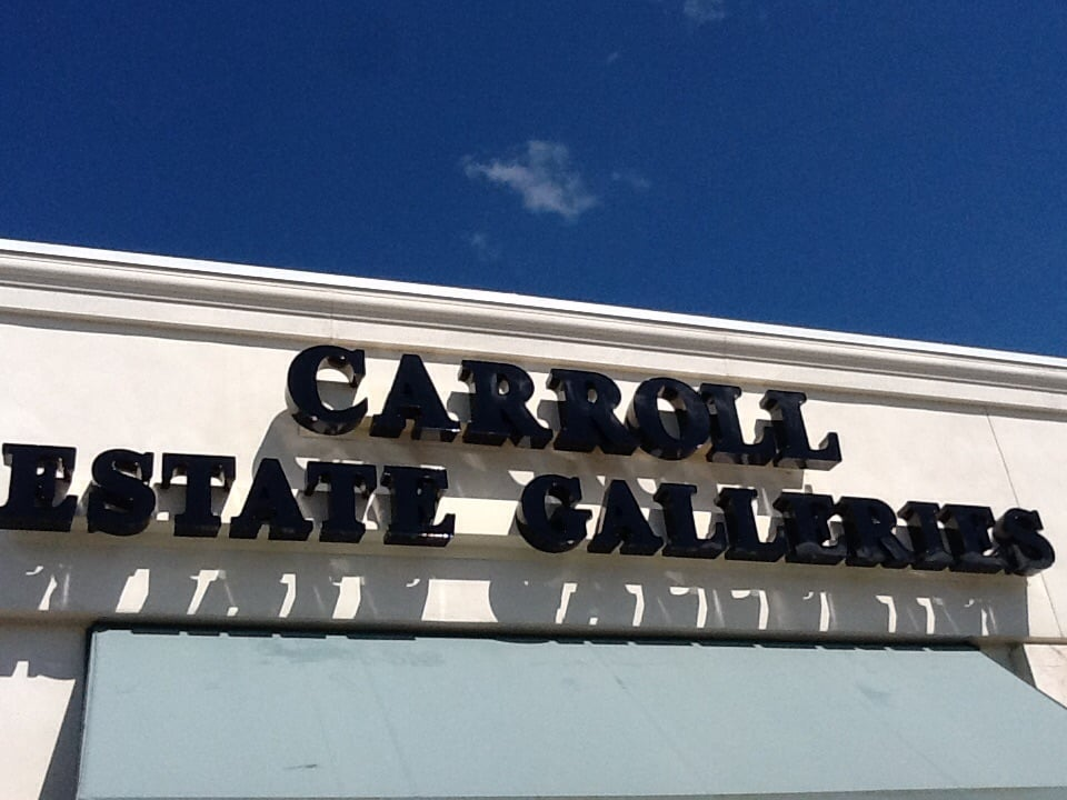 Carroll Estate Gallery: 5999 Dundee Rd, Winter Haven, FL