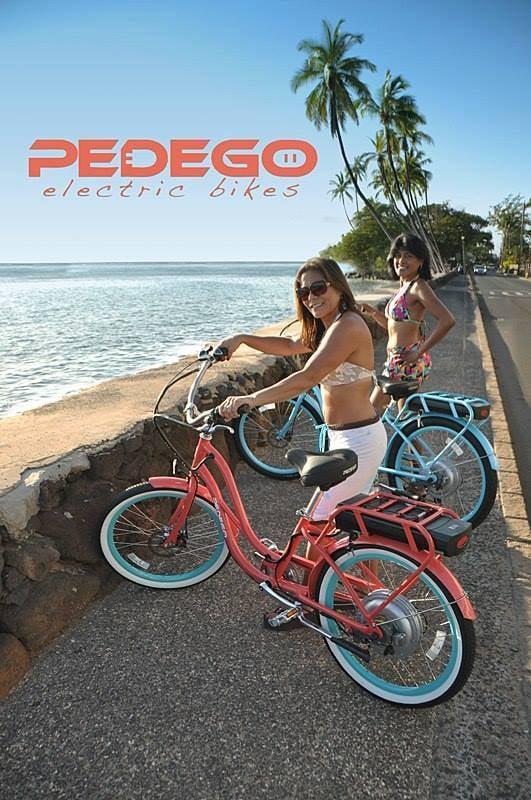Pedego Electric Bikes - Kailua