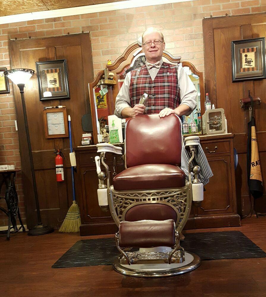 Carey's Avenue Barber Shop: 330 Carey Ave, Wilkes-Barre, PA