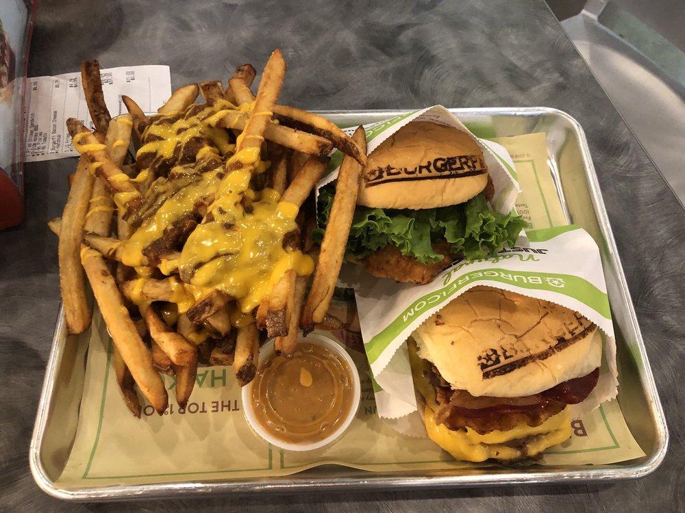 BurgerFi: 18260 Preston Rd, Dallas, TX