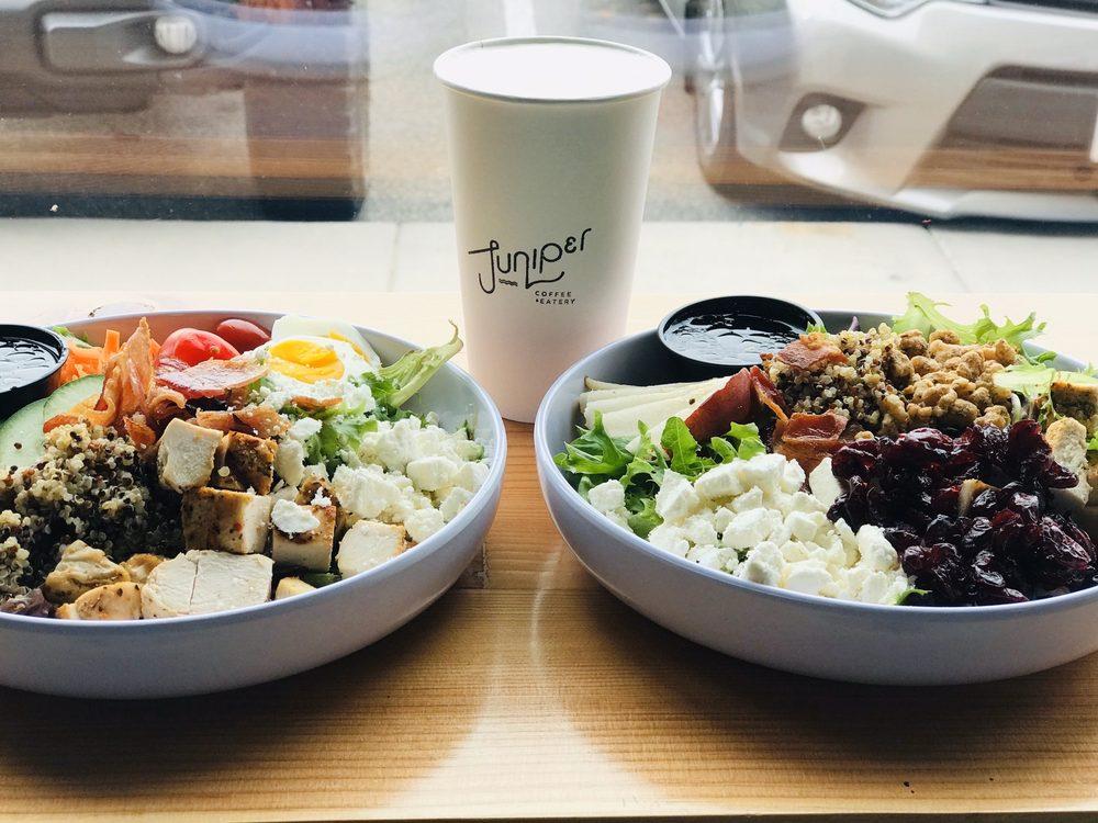 Juniper Coffee  Eatery: 5150 College Blvd, Farmington, NM