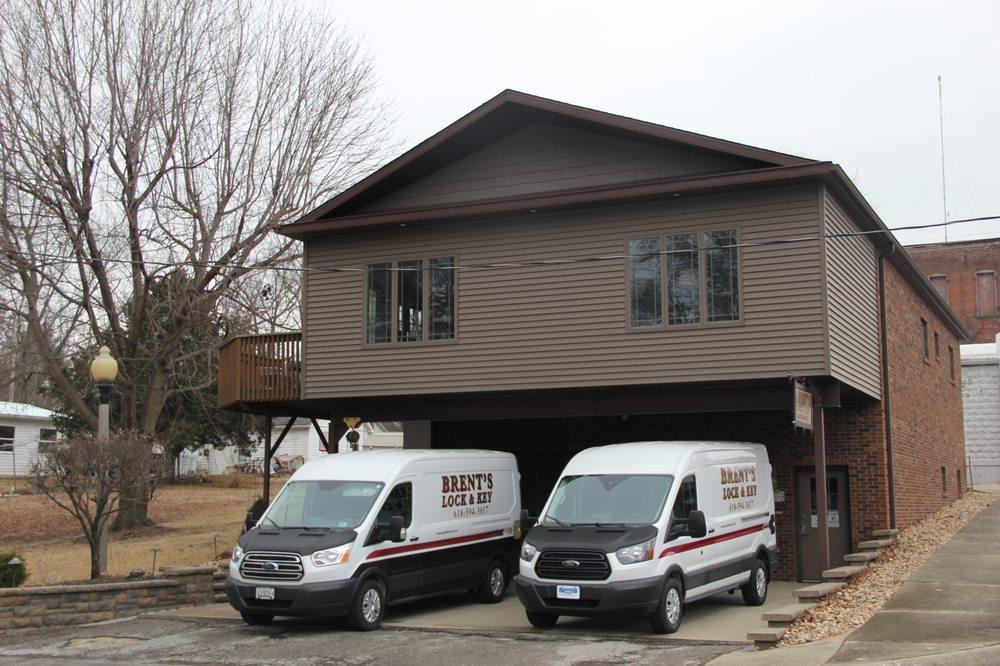 Brents Lock & Key: 790 Jefferson St, Carlyle, IL