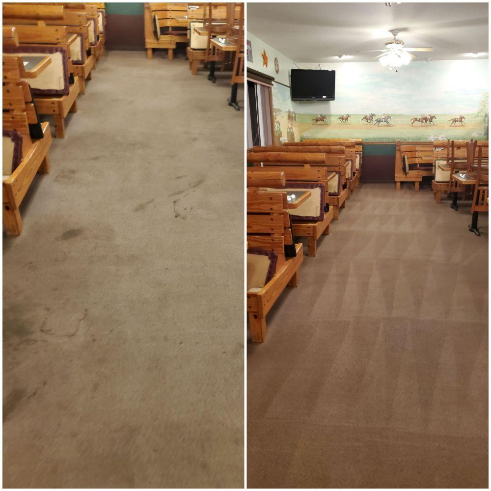 M & M Carpet Cleaning