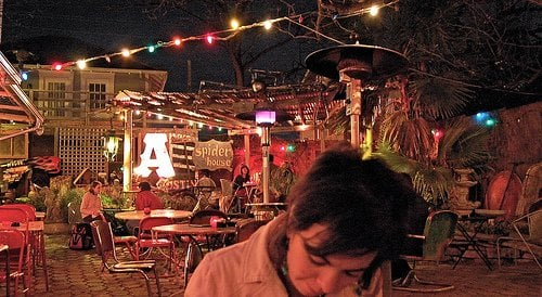 Photo Of Spider House Cafe U0026 Ballroom   Austin, TX, United States