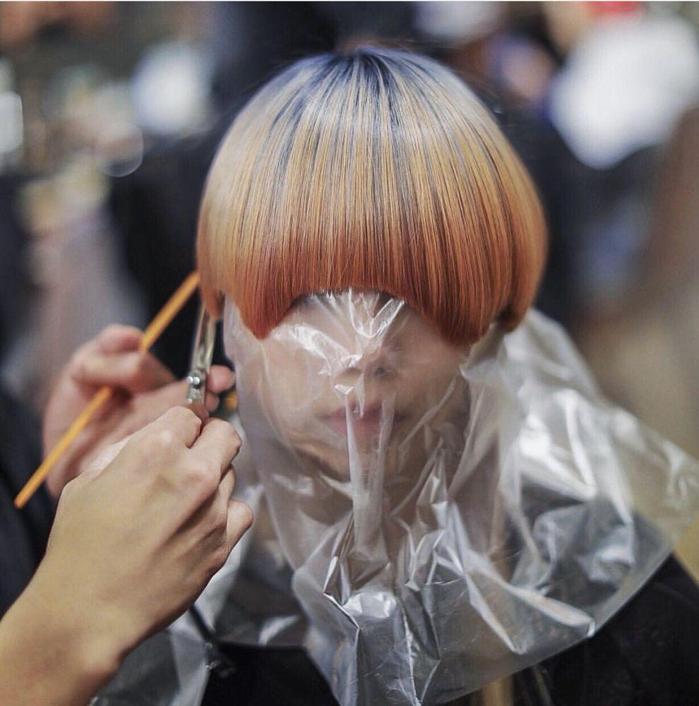 &Hair Lounge: 131 Thompson St, New York, NY