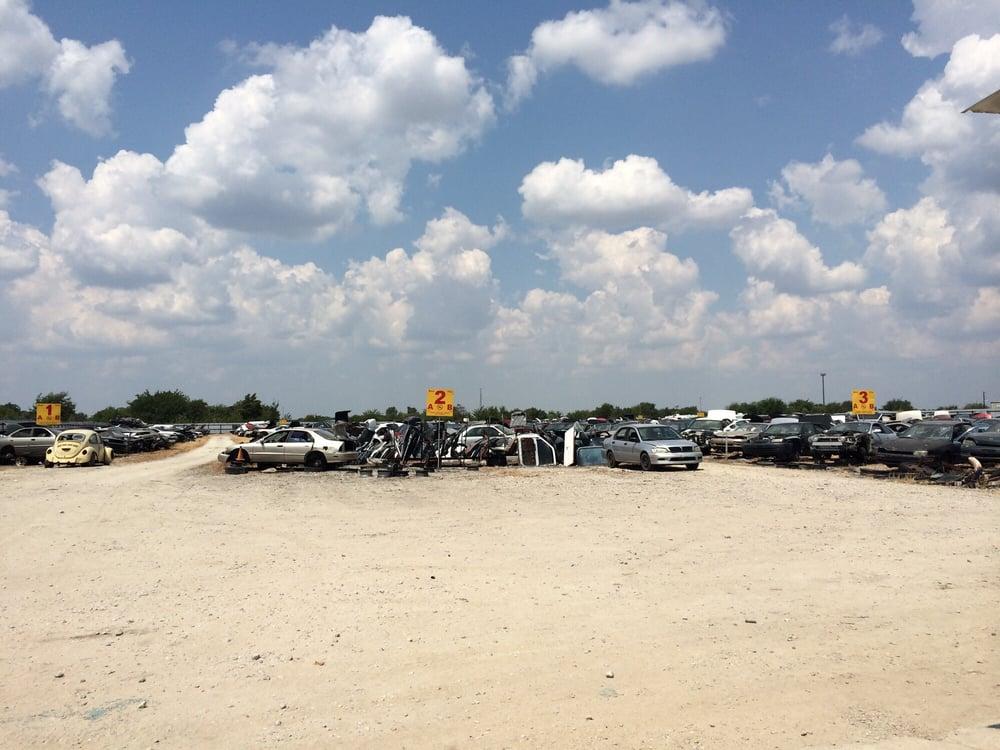 Quinlan Auto Salvage: 8874 Fm 751, Quinlan, TX