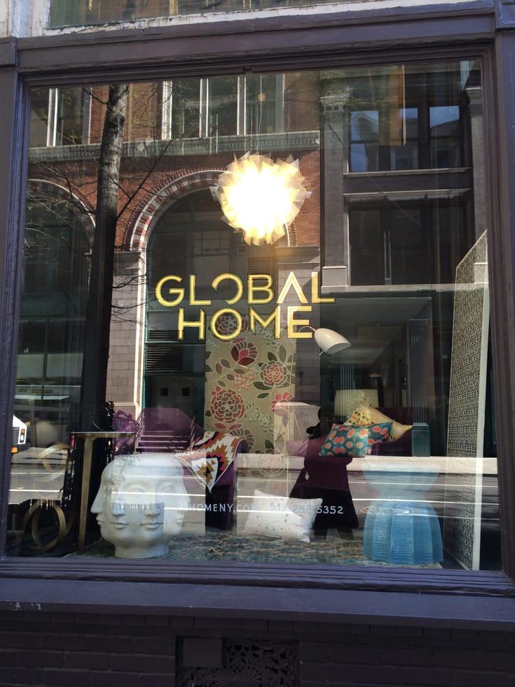 Global home angebot erhalten raumausstattung for Innenarchitektur studium new york