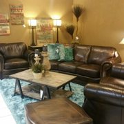 Kick Your Photo Of Miller Waldrop Furniture   Ruidoso Downs, NM, United  States. Beautiful Leather