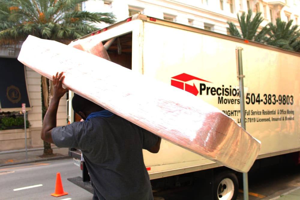 Precision Movers