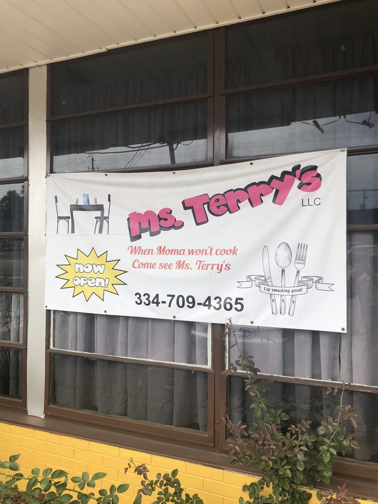 Ms Terry's: 697 North Daleville Ave, Daleville, AL