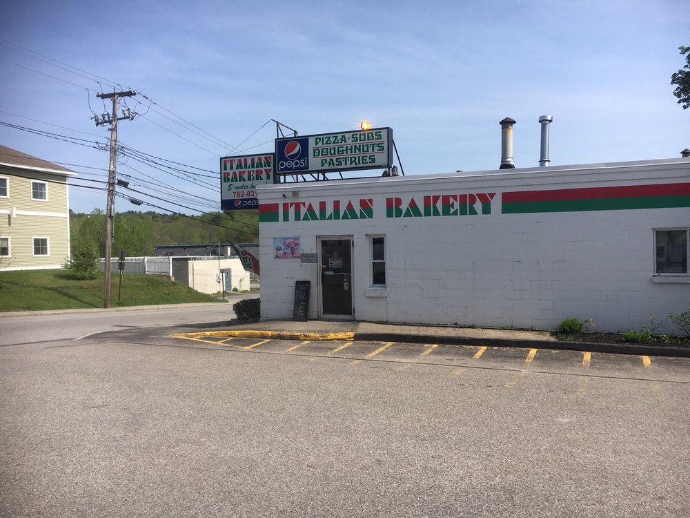 The Italian Bakery: 225 Bartlett St, Lewiston, ME