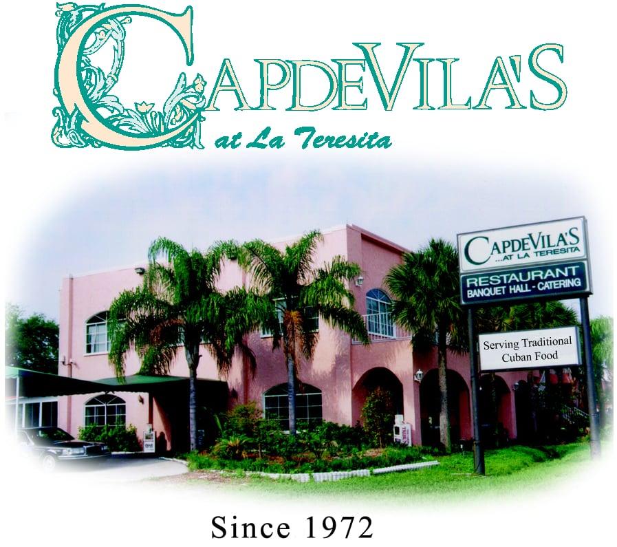 La Teresita Cafe: 3246 W Columbus Dr, Tampa, FL