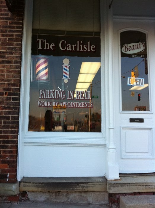 Carlisle Barber Shop: 272 E Main St, Chillicothe, OH