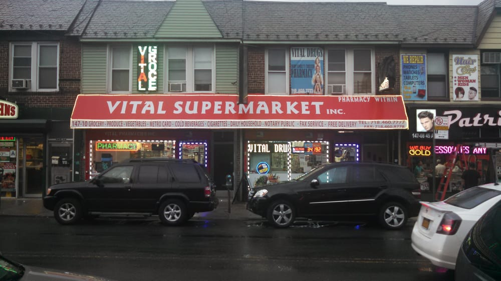 Vital Drugs: 14710 45th Ave, Flushing, NY