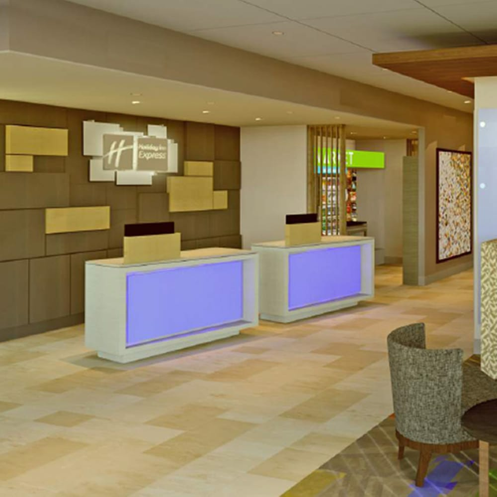 Holiday Inn Express & Suites Plymouth - Ann Arbor Area - Hotels ...
