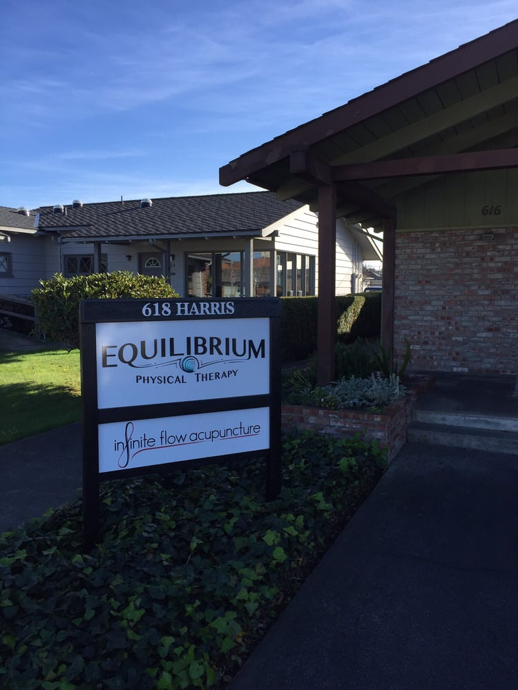 Equilibrium Physical Therapy: 618 Harris St, Eureka, CA