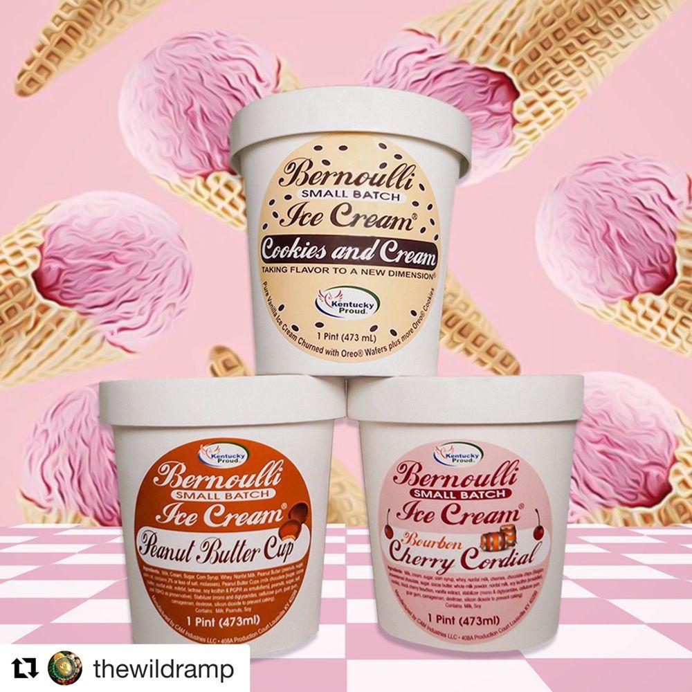 Bernoulli Small Batch Ice Cream: 408-A Production Ct, Louisville, KY