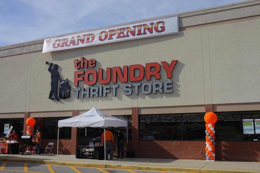 The Foundry Thrift Store: 3592 Pelham Pkwy, Pelham, AL
