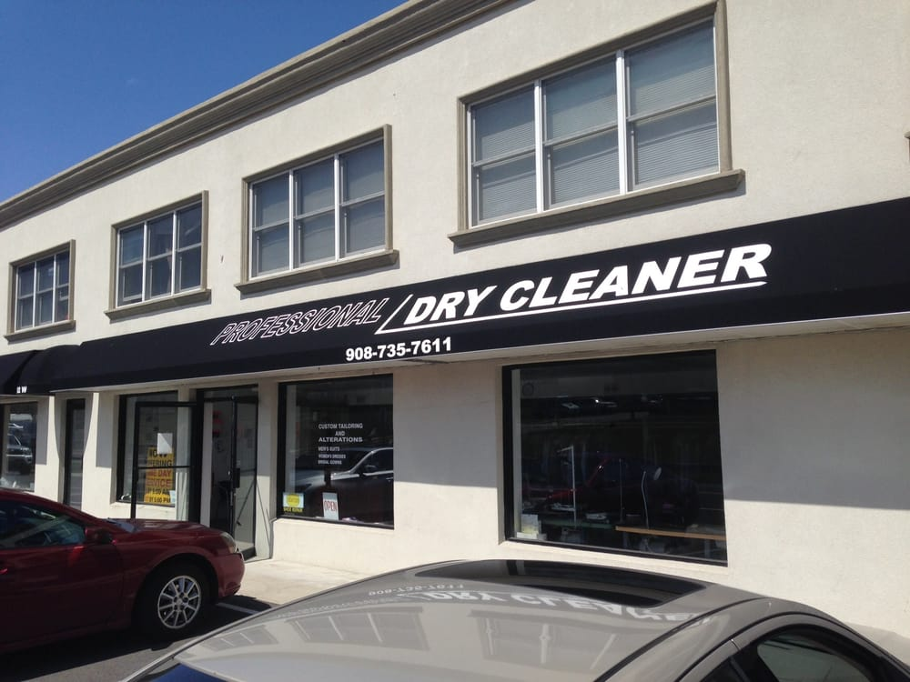 Professional Dry Cleaners: 102 State Hwy 173, Clinton, NJ