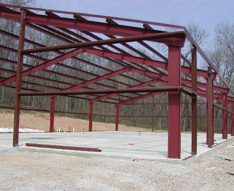 Brooks and Sons Metal Buildings Comercial , Resedential: Mead, OK