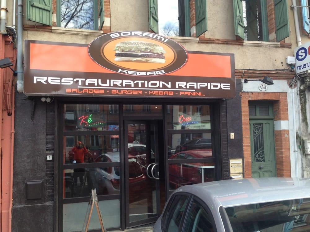 sorami kebab fechado kebab 64 avenue des minimes minimes toulouse fran a restaurante. Black Bedroom Furniture Sets. Home Design Ideas
