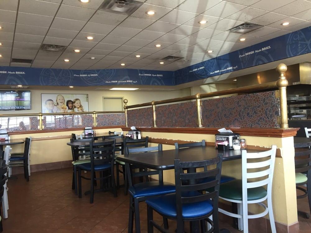 Pizza Inn: 419 S Hwy 69, McAlester, OK
