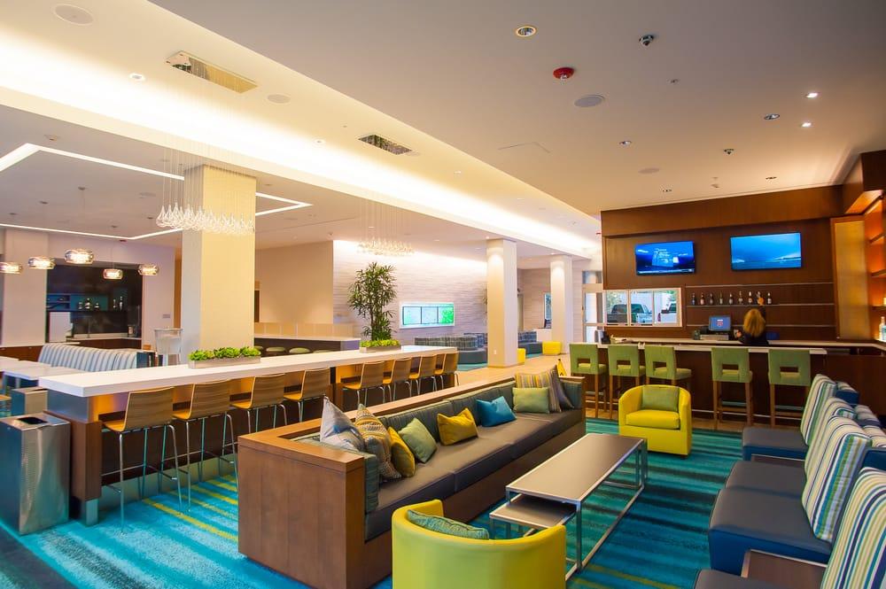 springhill suites at anaheim resort/convention center - 143 photos
