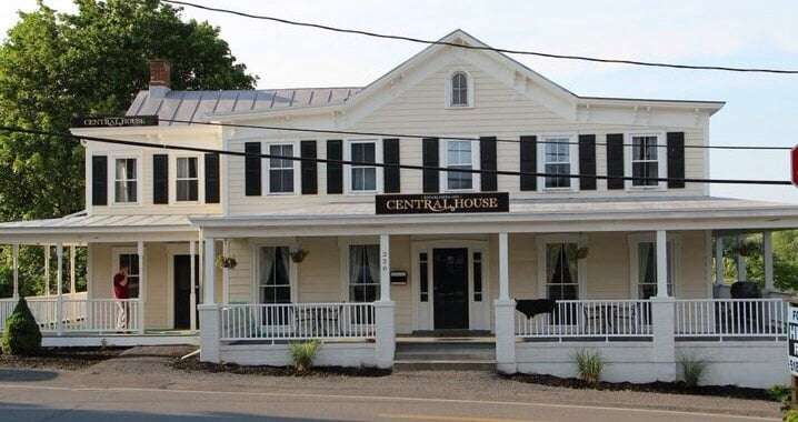 The Central House: 220 Main St, Germantown, NY