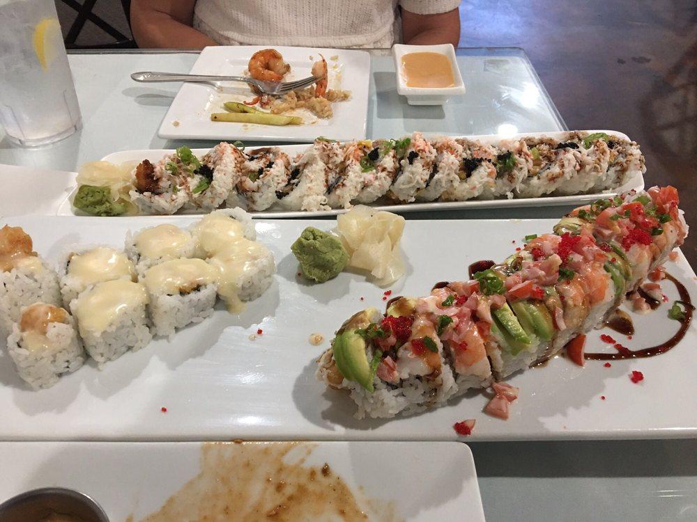I Heart Sushi: 380 S Illinois Ave, Oak Ridge, TN