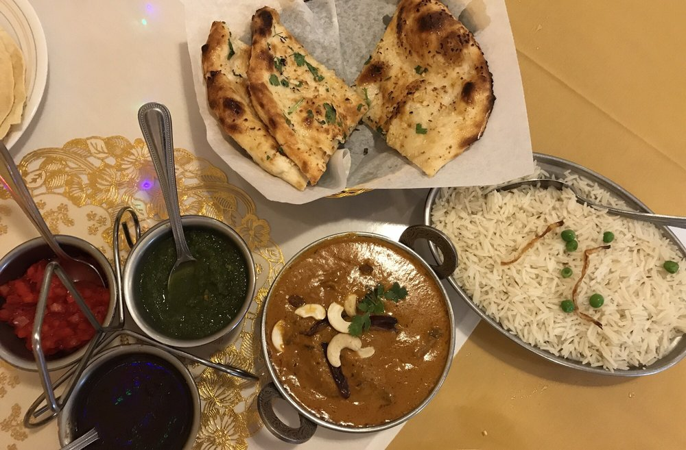 Indian Food Monona Dr