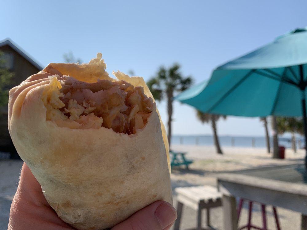 Food from Shark Bite