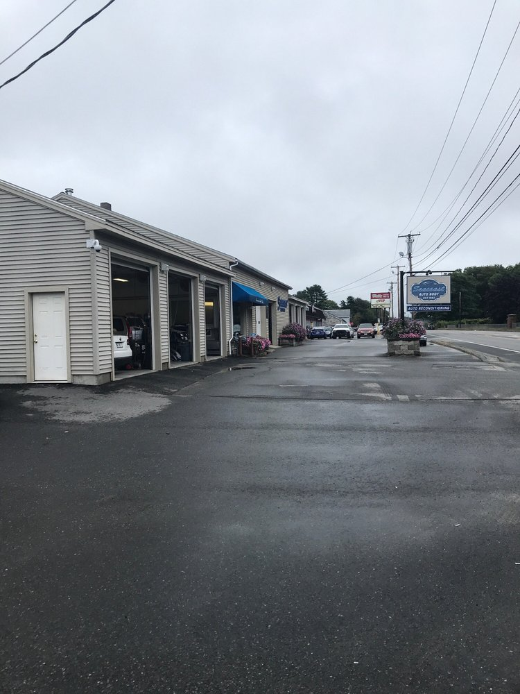 Seacoast Auto Body: 47 Bath Rd, Brunswick, ME