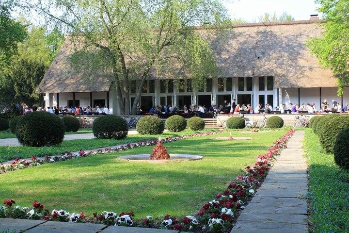 Teehaus Englischer Garten Tiergarten Berlin Yelp