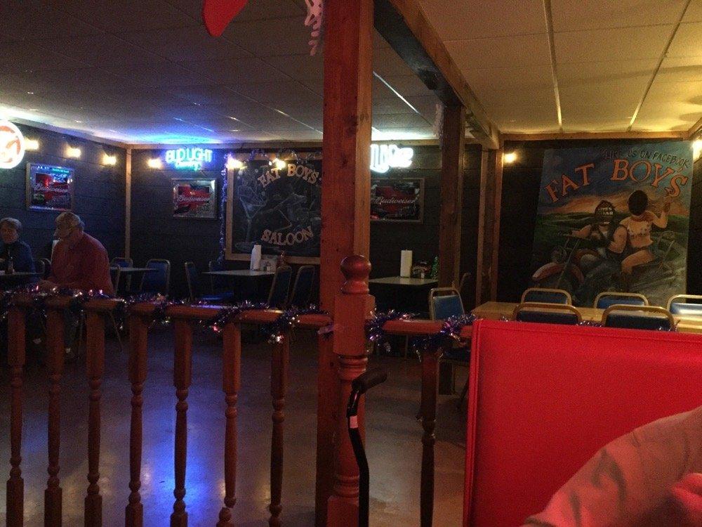 Fat Boy's Saloon: 108 Main St S, Hazleton, IA