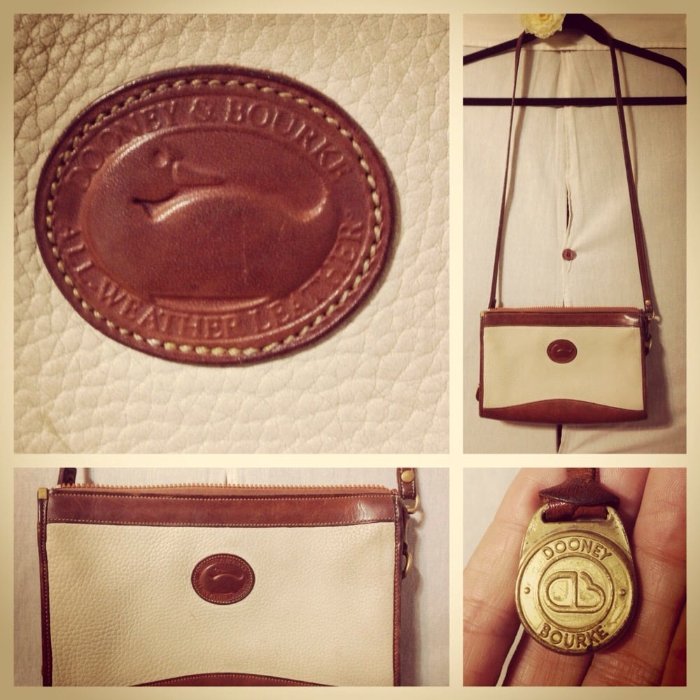 Vintage Dooney Bourke Bag Yelp