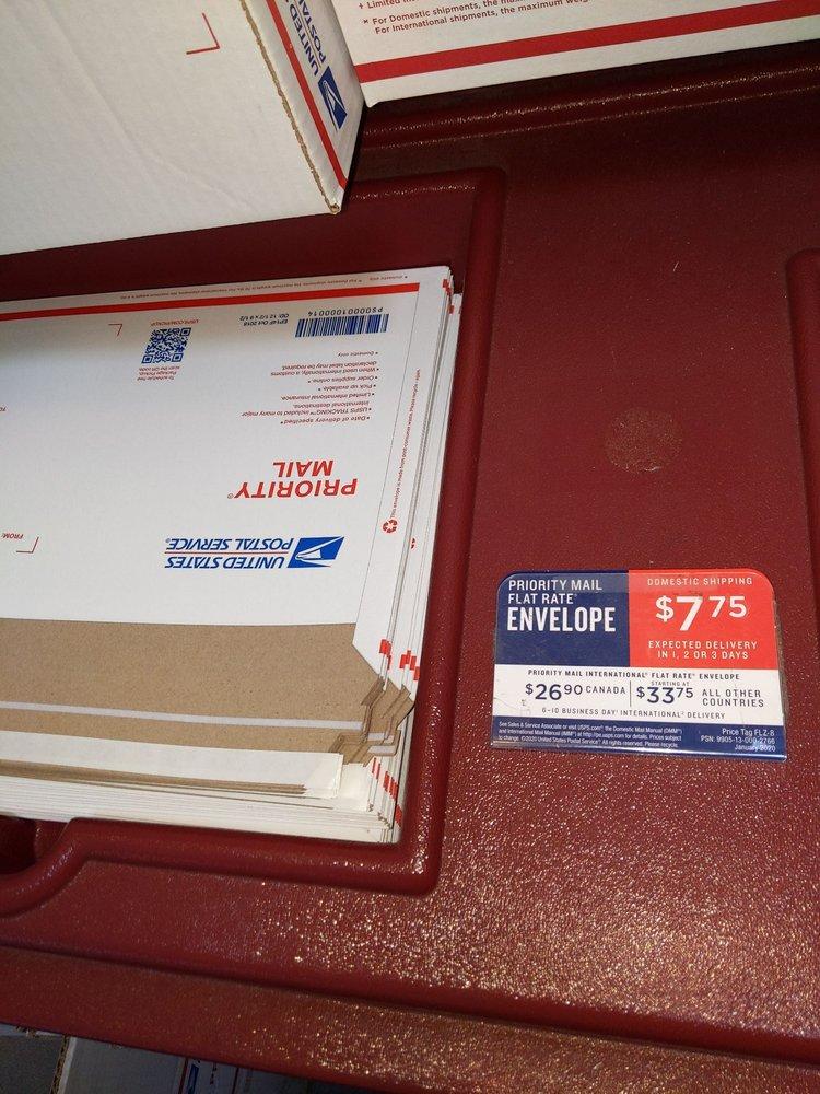 US Post Office: 3100 De Forest Rd, Marina, CA