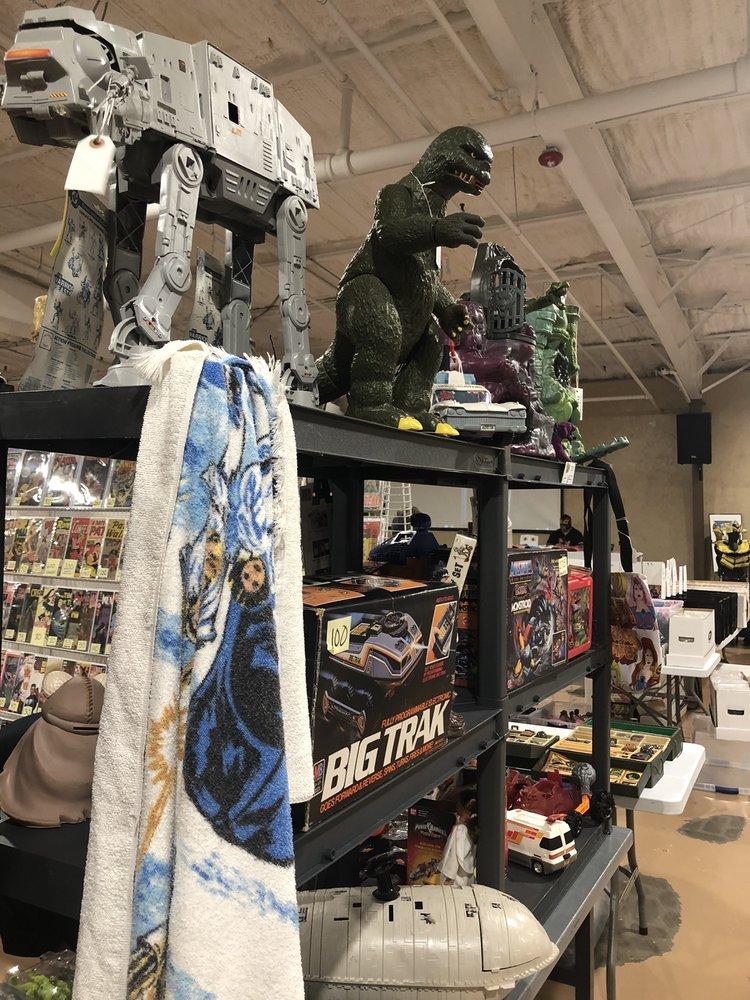 Back in Time Comics & Toys: 1170 W Kansas, Liberty, MO