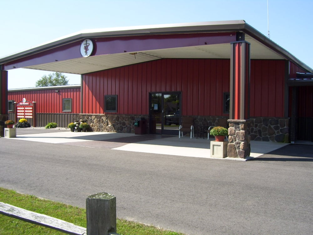 Athens Veterinary Service: 625 W Village Limits Rd, Athens, WI