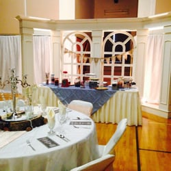photo of simple elegance wedding events taber ab canada candy table