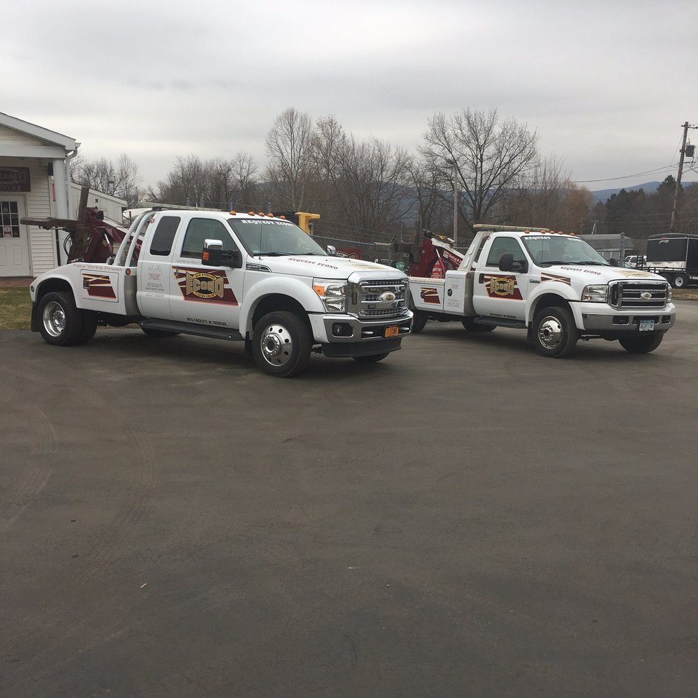 Towing business in Gardnertown, NY