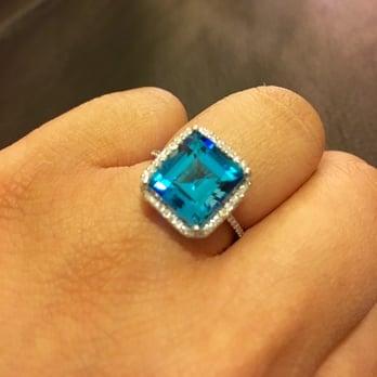 Photo Of Tina S Jewelry San Francisco Ca United States 6ct Swiss Blue