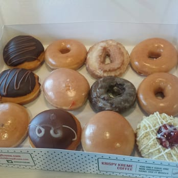 krispy kreme doughnuts 124 photos 67 reviews coffee. Black Bedroom Furniture Sets. Home Design Ideas