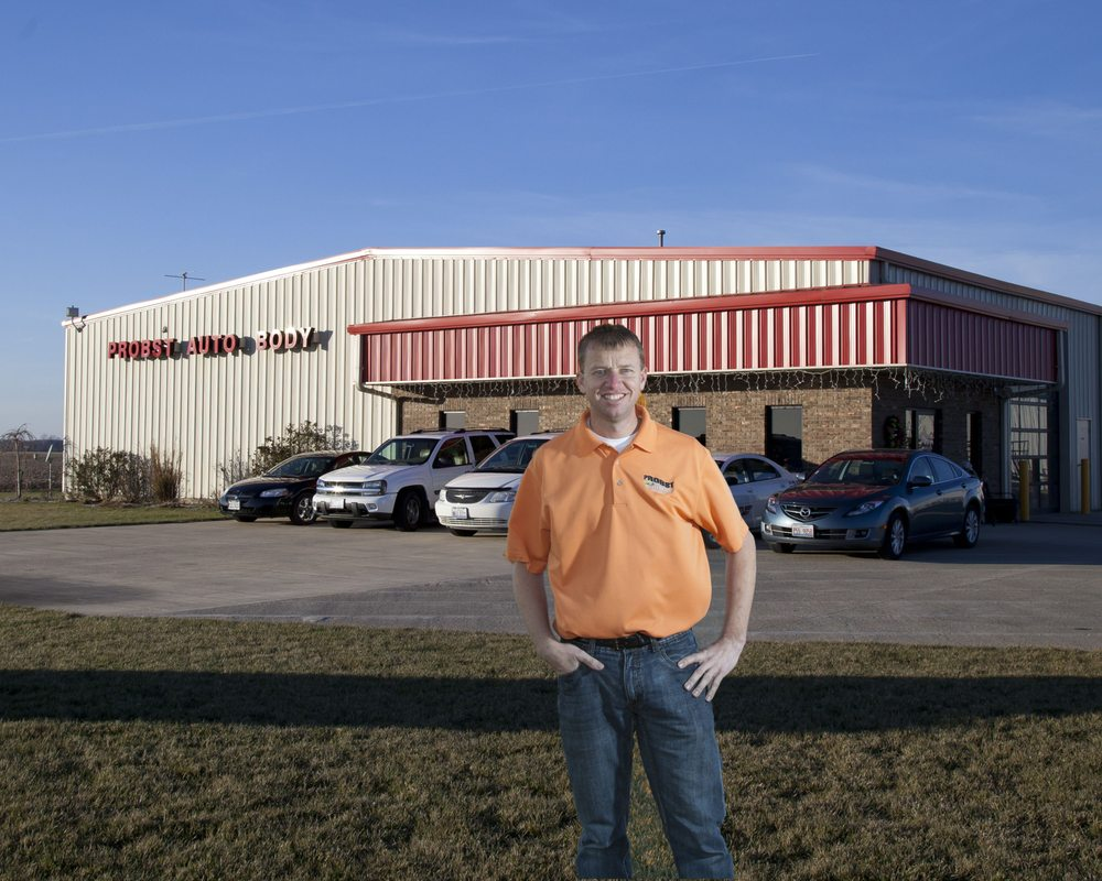 Probst Auto Body: 101 Norb Ave, Dieterich, IL