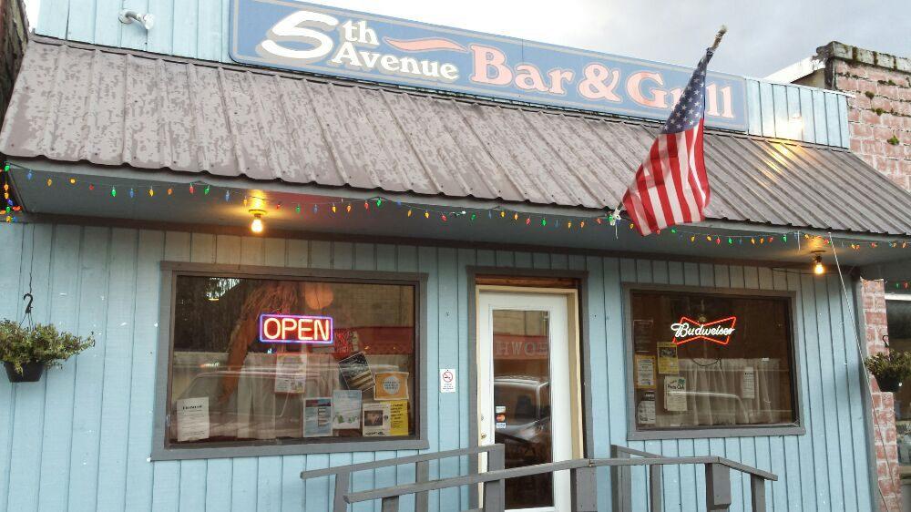5th Avenue Bar & Grill: 214 E 5th Ave, Metaline Falls, WA