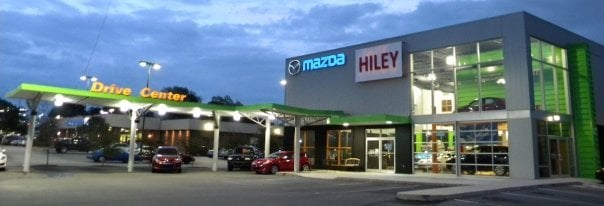 hiley mazda of huntsville car dealers 6555 university dr nw huntsville al phone number. Black Bedroom Furniture Sets. Home Design Ideas