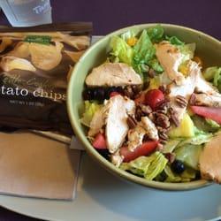 Photo Of Panera Bread Aurora Co United States Summer Poppyseed Salad Filled