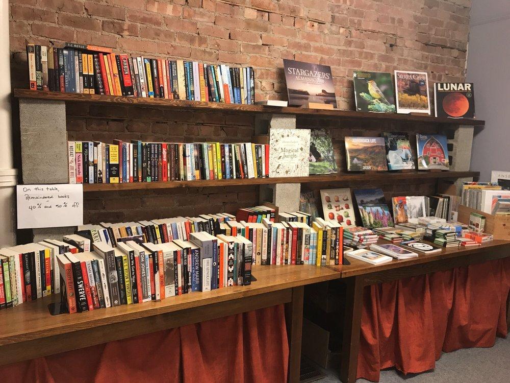 The Chatham Bookstore: 27 Main St, Chatham, NY