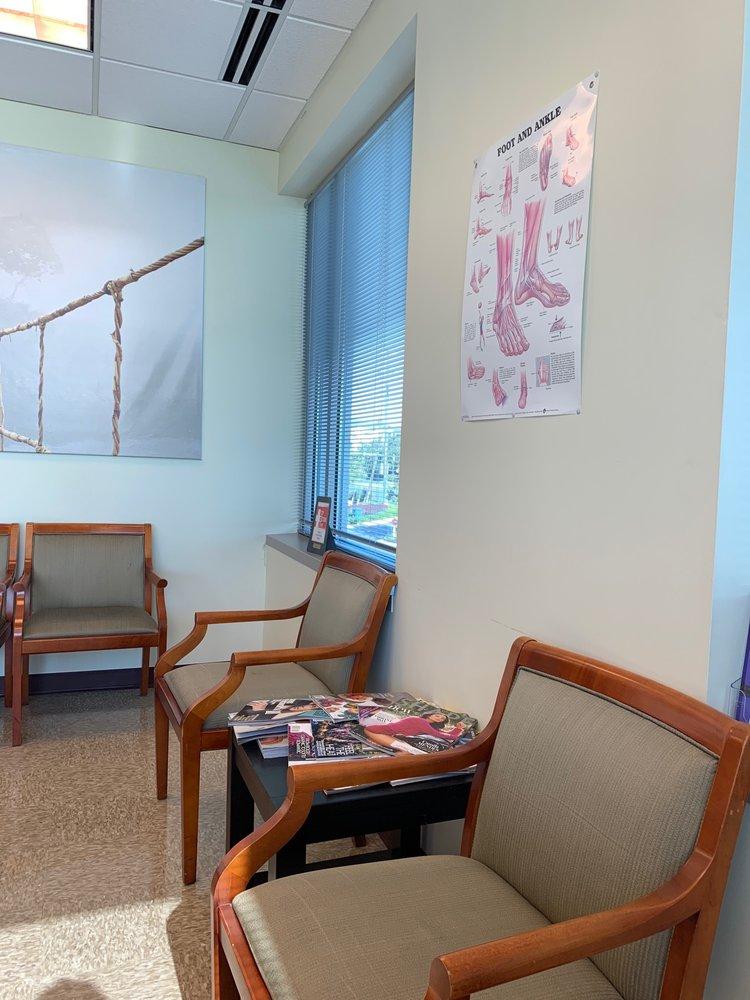 Centreville Foot & Ankle Clinic: 5729 Centre Square Dr, Centreville, VA