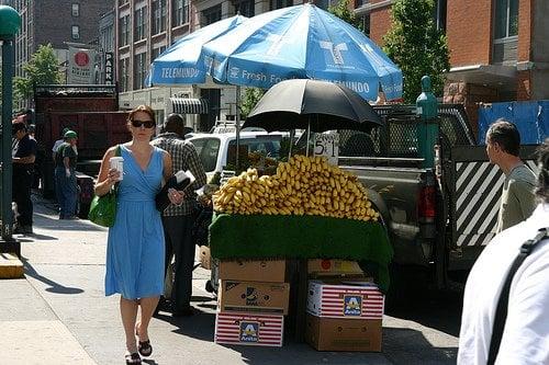 Photo of Fruit Cart Guy: Sacramento, CA